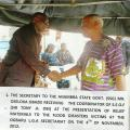 SEOF donates to flood victims