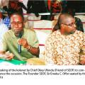 Sir Emeka Offor Foundation (SEOF) Holds Interactive Session With SEOF Widows Cooperatives