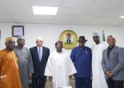 Sir Emeka Offor and The Carter Center calls on the Hon Minister of Health