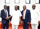 COOU Pays Courtesy Visit to Sir Emeka Offor